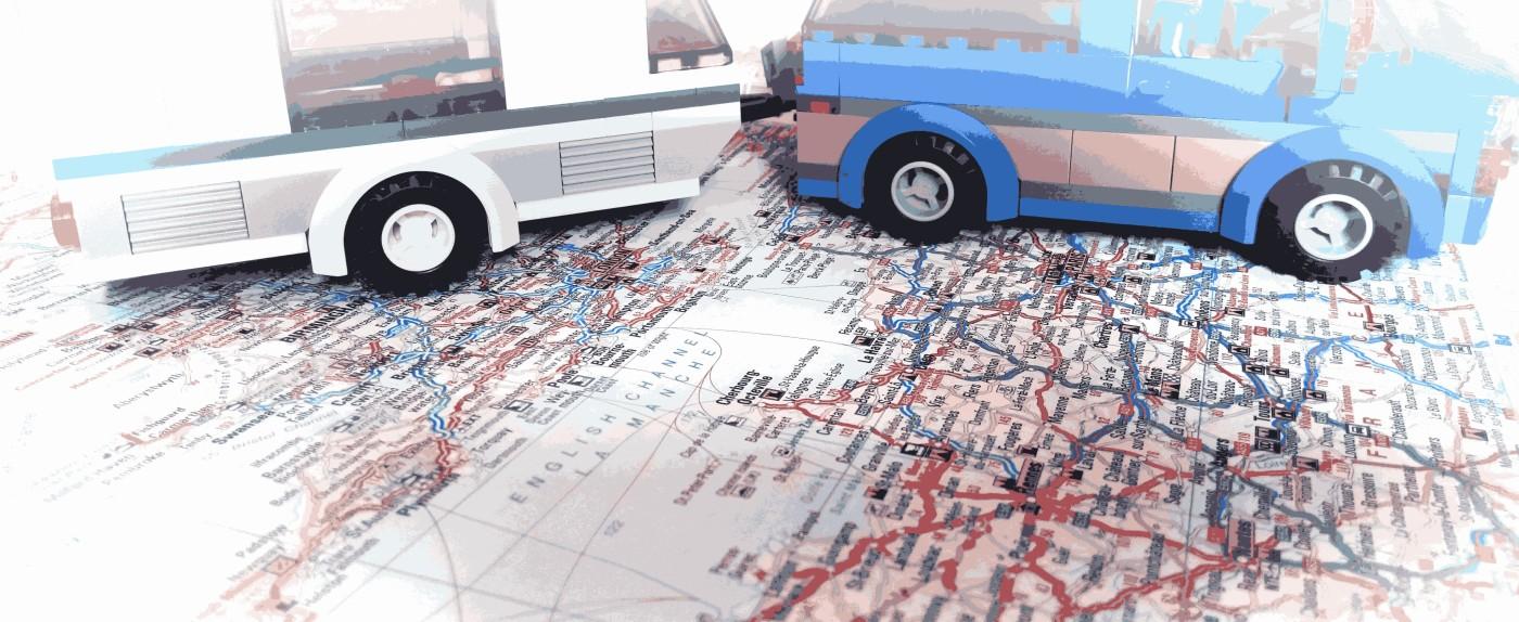 caravan hook up abroad