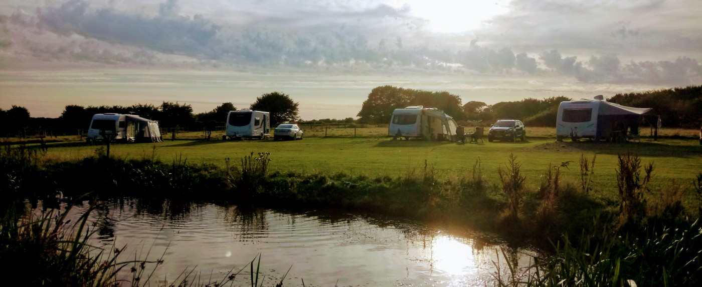 Hallsdown Farm CL Touring Park North Devon Site Review