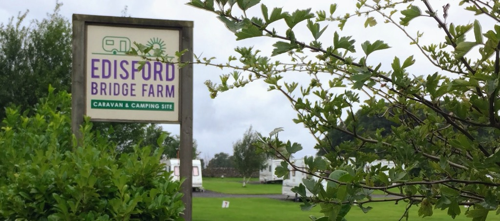 Edisford Bridge Farm Campsite Clitheroe Lancashire Site Review